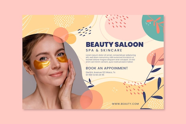 Beauty-salon-banner-vorlage