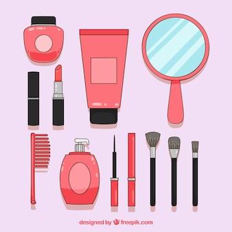 Beauty-zubehör-set