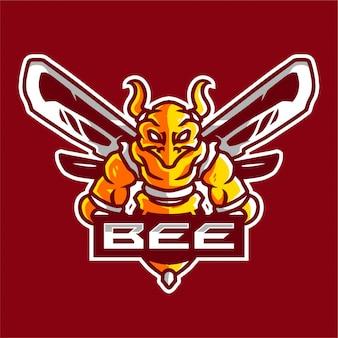 Bee e-sport logo