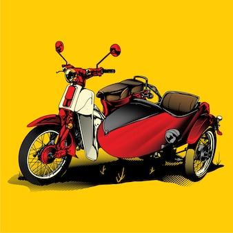 Beiwagen motorrad