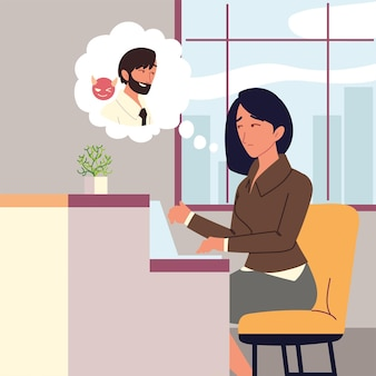 Belästigung von frauen am arbeitsplatz