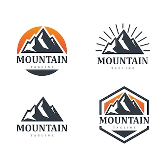 Bergabenteuer-logo festgelegt