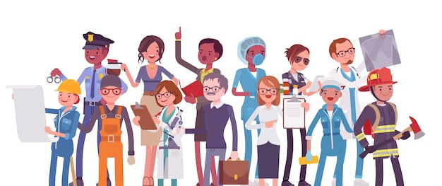 Berufe, jobs, berufswahl