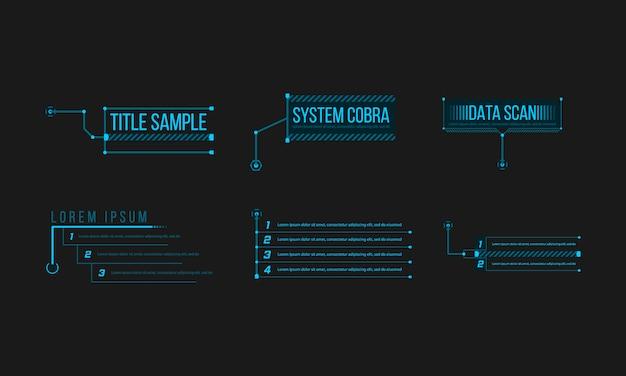 Beschriftung, überschriften für infografiken, werbung.