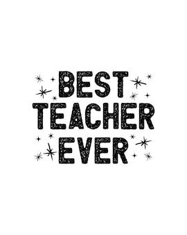 Beste lehrer überhaupt.