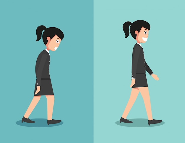 Beste und schlechteste positionen für spaziergänge