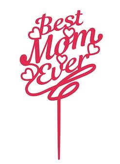 Bester mama-kuchen-deckel aller zeiten