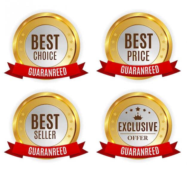Bester preis, verkäufer, auswahl und exklusives angebot golden shiny label
