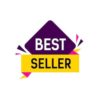Bestseller-beschriftung