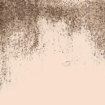 Beunruhigte beige textur