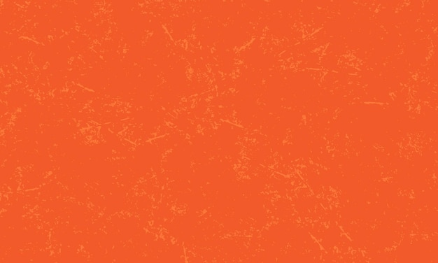 Beunruhigte textur im orangefarbenen hintergrund