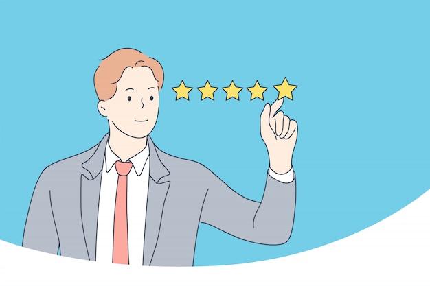 Bewertung, schätzung, zertifizierungskonzept