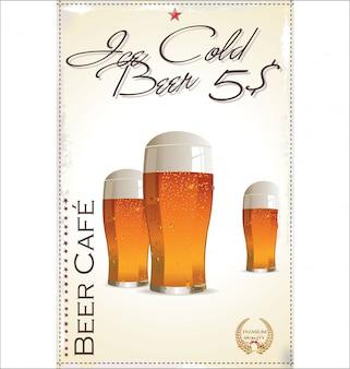 Bier cafe design