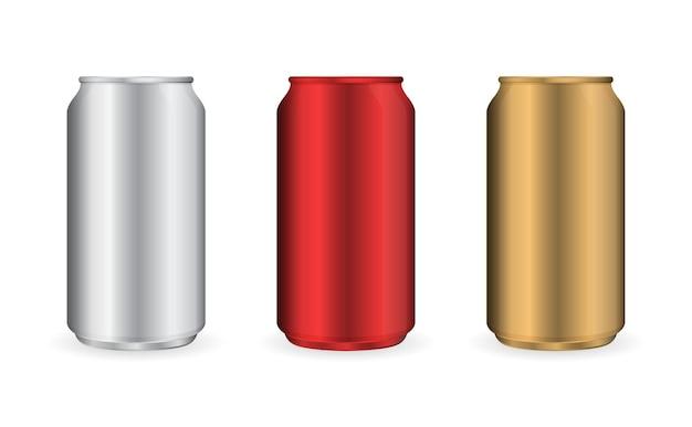 Bier kann behälter verspotten