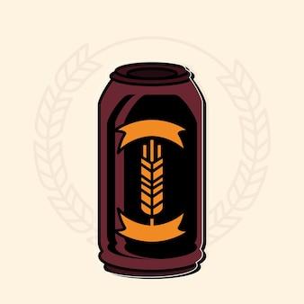 Bier kann trinken