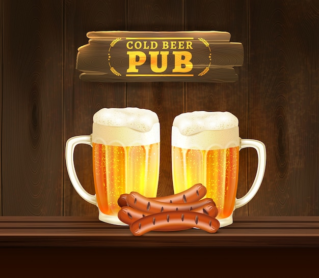 Bier pub