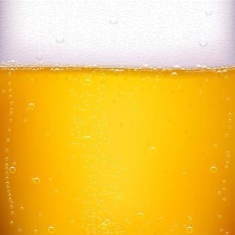 Bier zurück