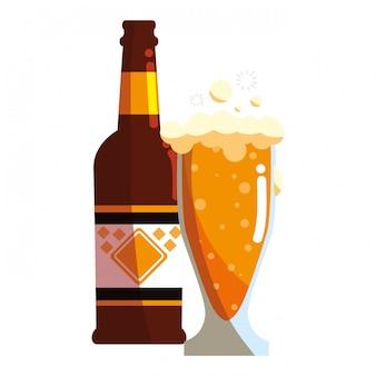 Bierflasche design