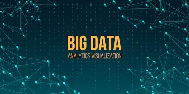 Big data technologie hintergrund