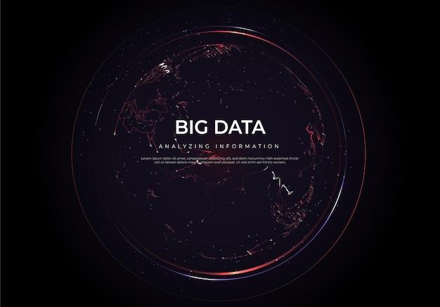 Big data zukünftiger technologien, computergenerierte zusammenfassung