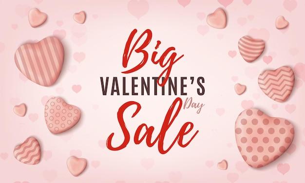 Big valentinstag verkauf.
