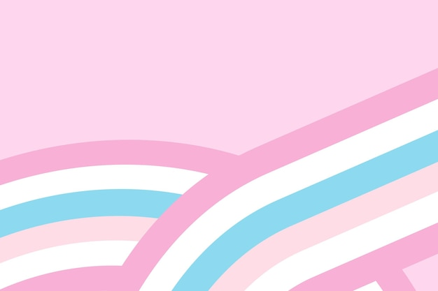 Bigender stolz flagge vektor hintergrund