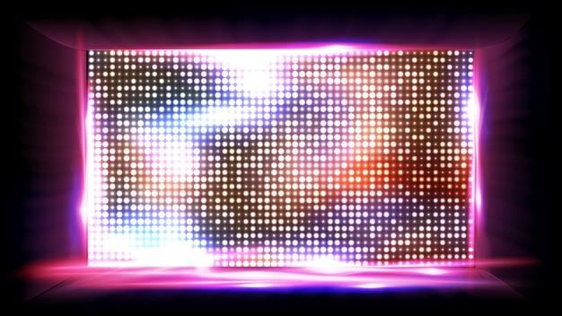 Bildschirm kino led