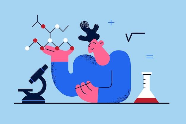 Bildung chemie lernen