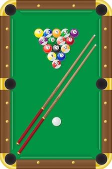 Billard-pool