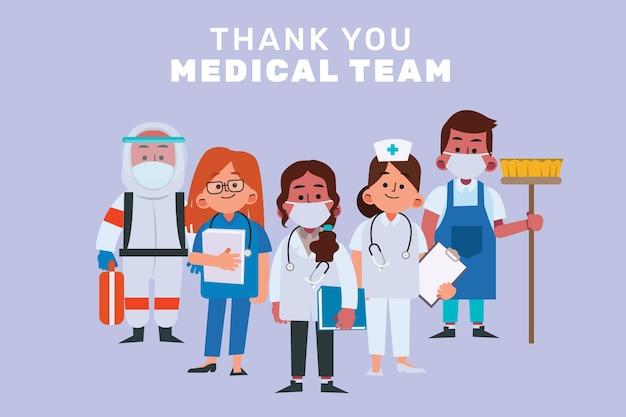 Bio danke wichtige mitarbeiter
