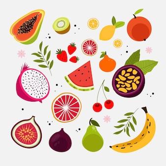 Bio-flachfruchtsammlung