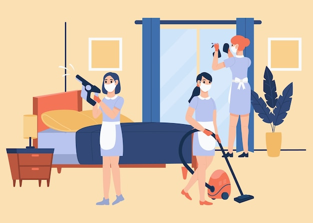Bio-wohnung neu normal in hotels