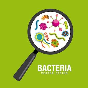 Biologie wissenschaftsdesign