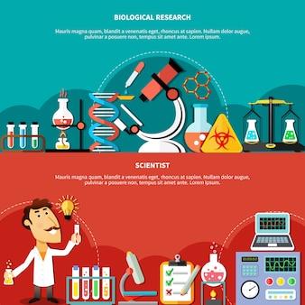 Biologisches wissenschaftskonzept