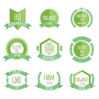 Bioprodukt, ohne parabene, nicht an tieren getestet