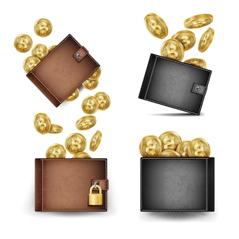 Bitcoin brieftasche
