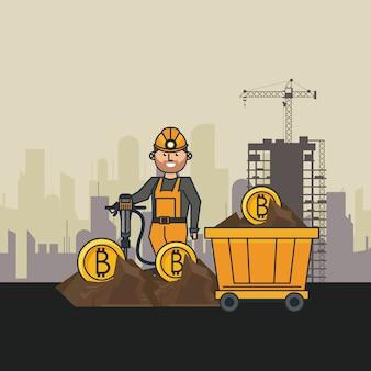 Bitcoin mining und investitionen