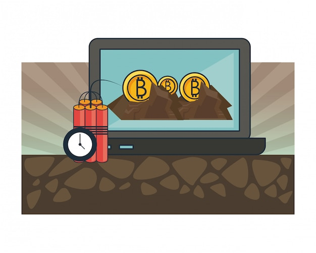 Bitcoin mining und investitionen