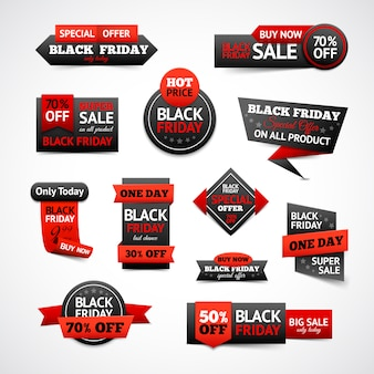 Black friday rabatte set