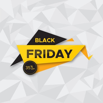 Black friday sale angebot banner