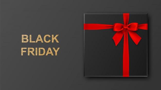 Black friday sale. banner poster