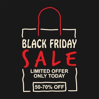 Black friday sale begrenztes angebot