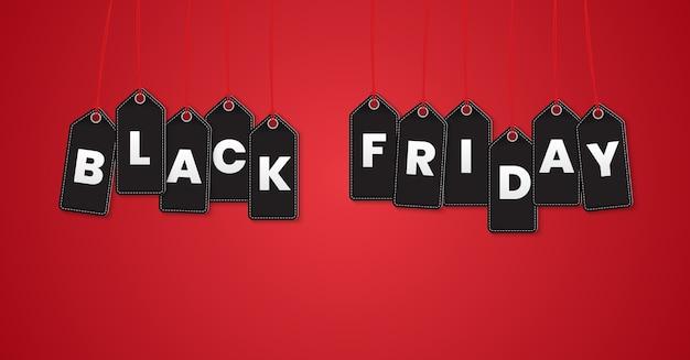 Black friday sale templatevector illustrationeps10