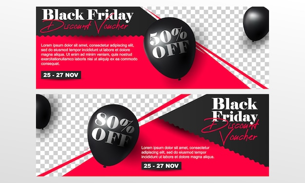Black friday vorlage
