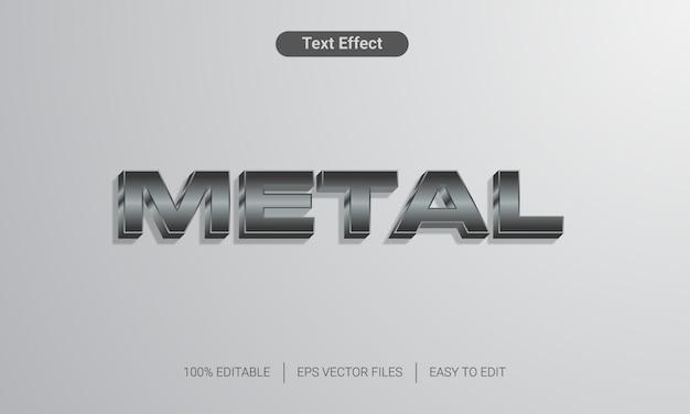 Black metal bearbeitbarer texteffekt