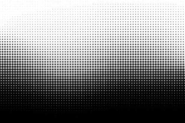 Black wave halbton hintergrund