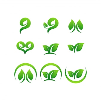 Blatt-logobündel