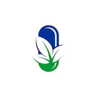 Blattkapsel-logo