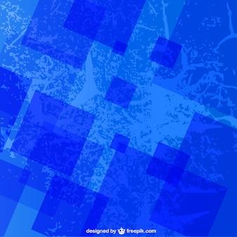 Blau grunge vektor-textur