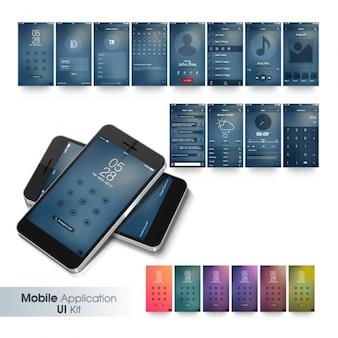 Blau mobile app